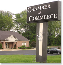 The Lawrence County Chamber of Commerce Building